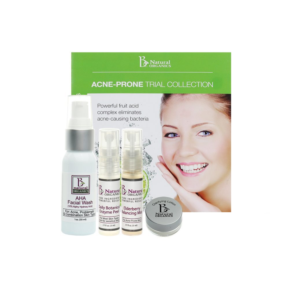 Acne-Prone 4-Piece Trial Collection