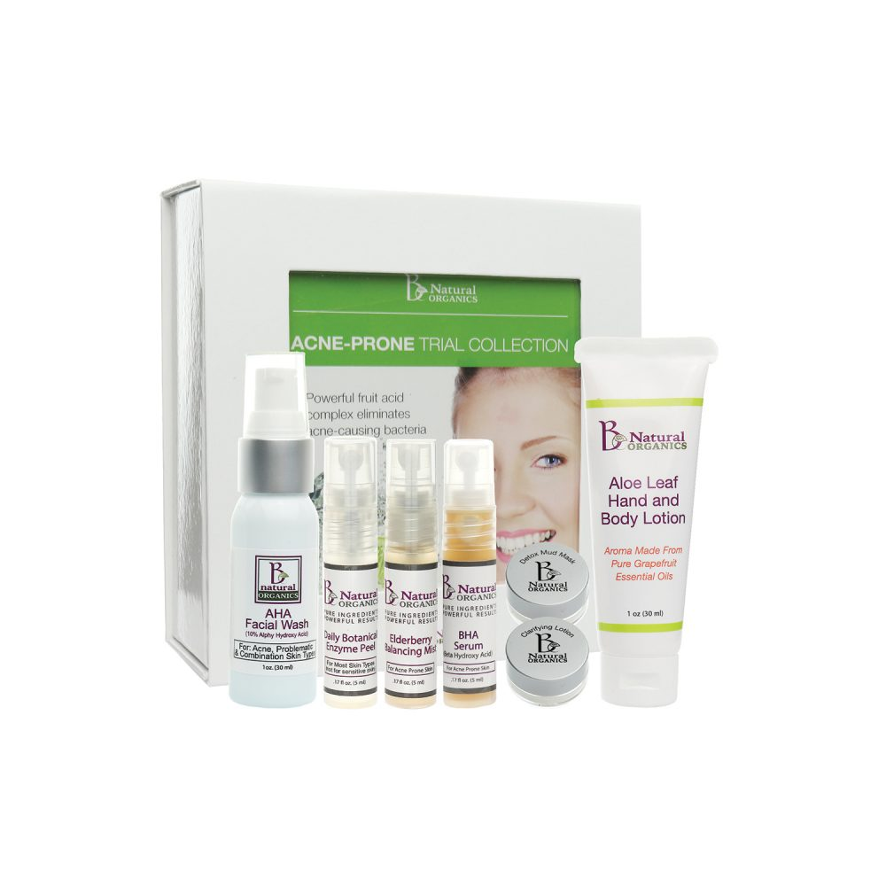 Acne-Prone 7-Piece Trial Gift Collection