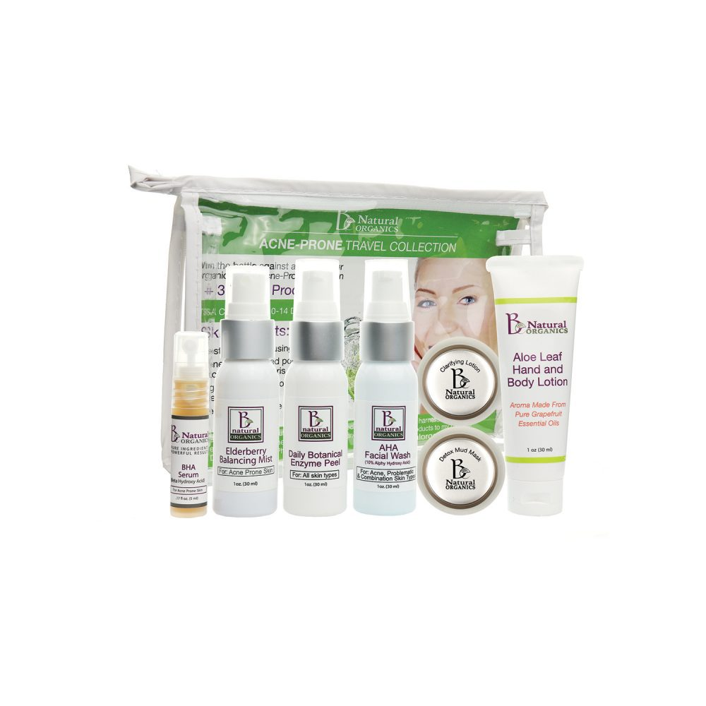 Acne-Prone Travel Collection