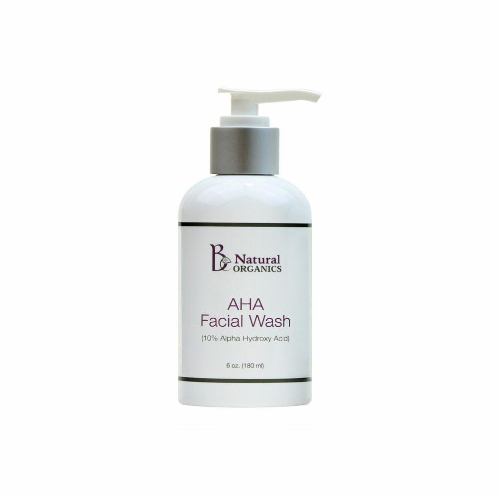 AHA Facial Wash - 6 oz