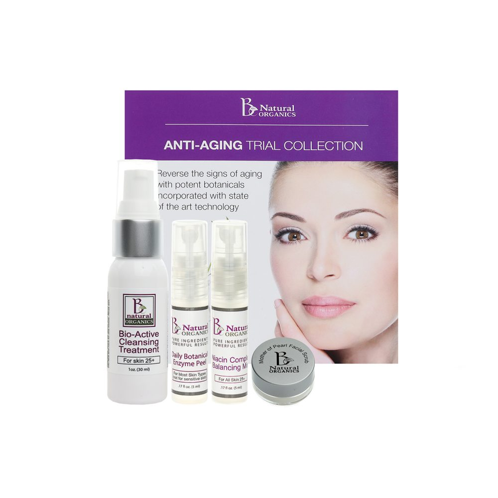 Anti-Aging 4-Piece Trial Collection