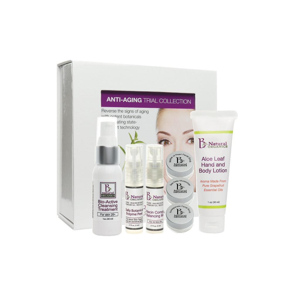 Anti-Aging 7-Piece Trial Gift Collection