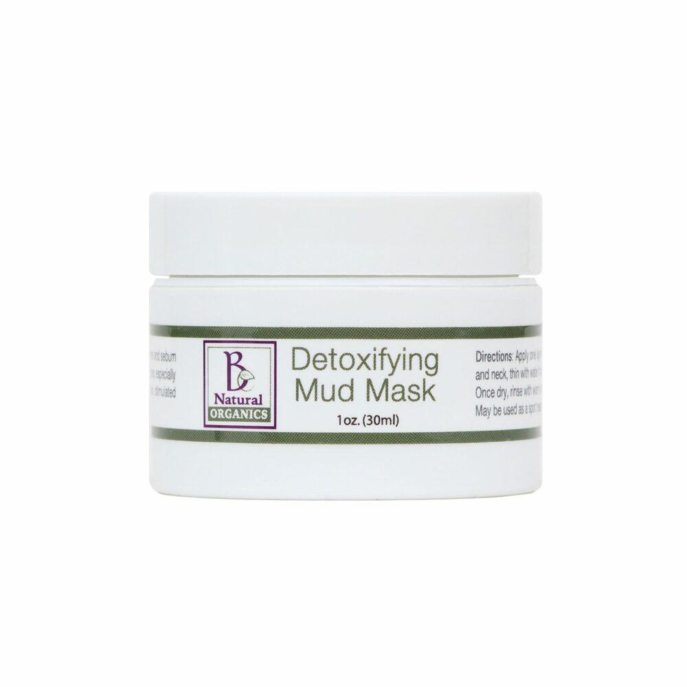 Detoxifying Mud Mask – 1 oz