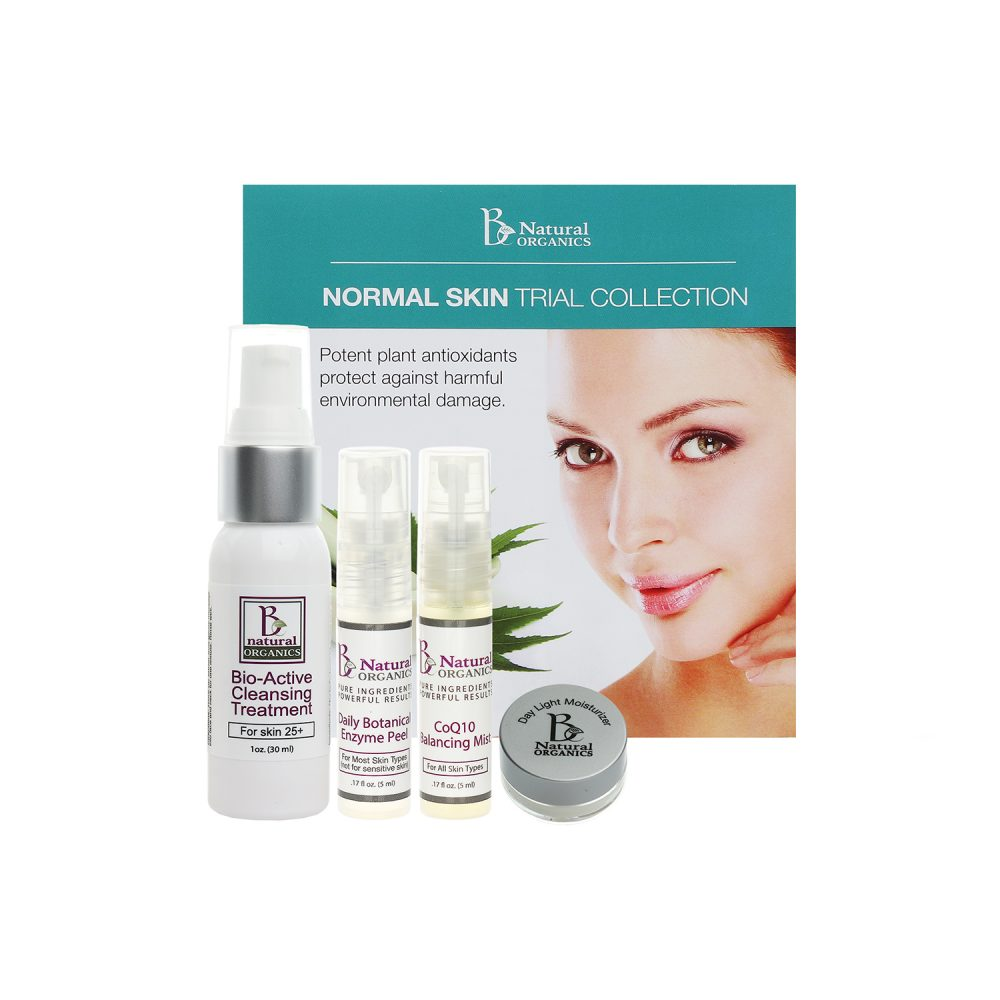 Normal Skin 4-Piece Trial Collection