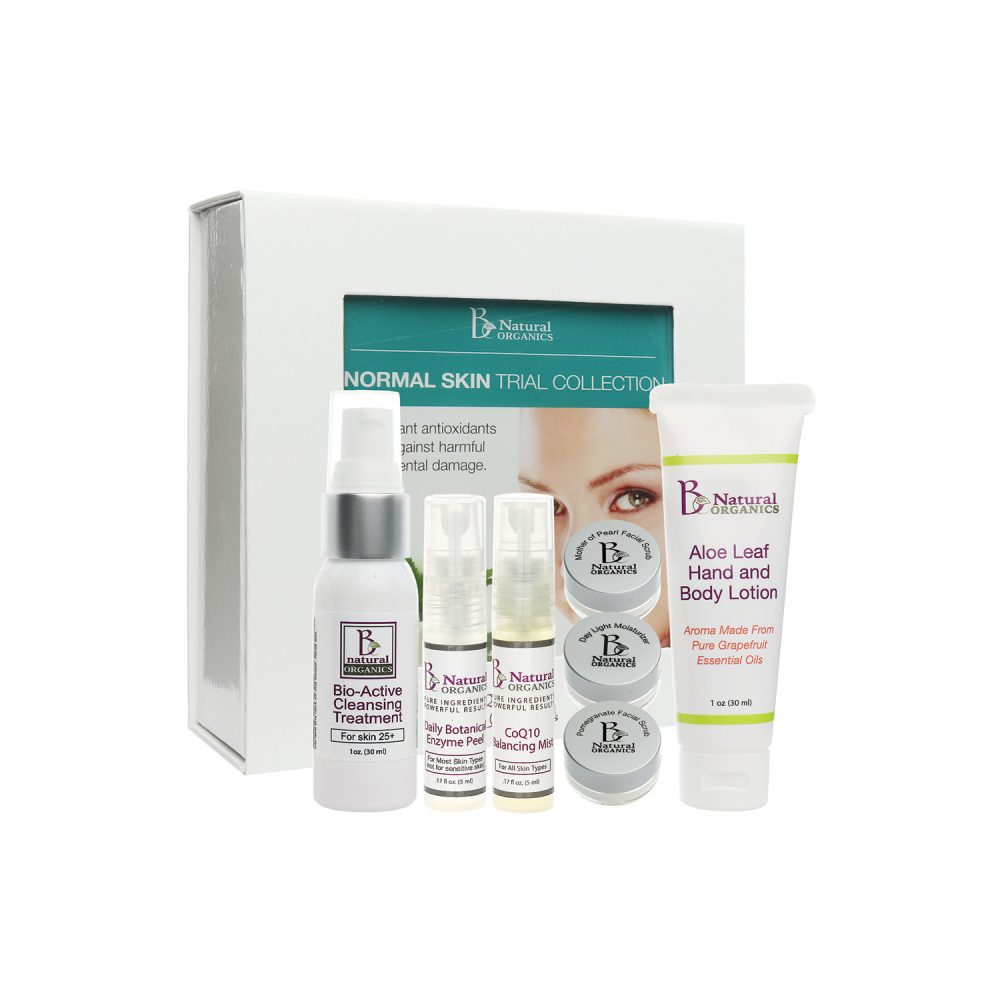 Normal Skin 7-Piece Trial Gift Collection