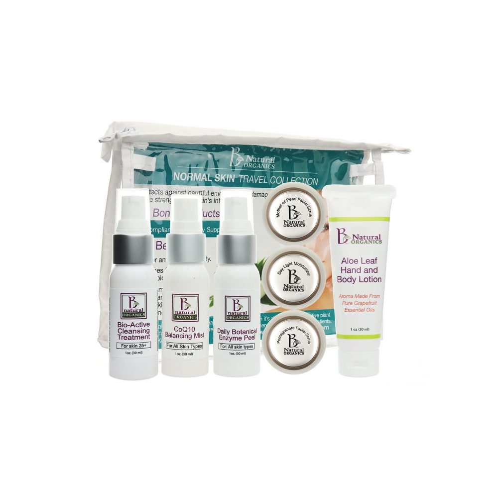 Normal Skin Travel Collection
