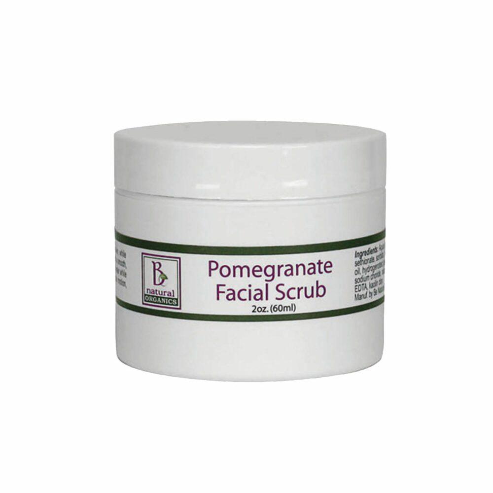 Pomegranate Facial Scrub - 2 oz