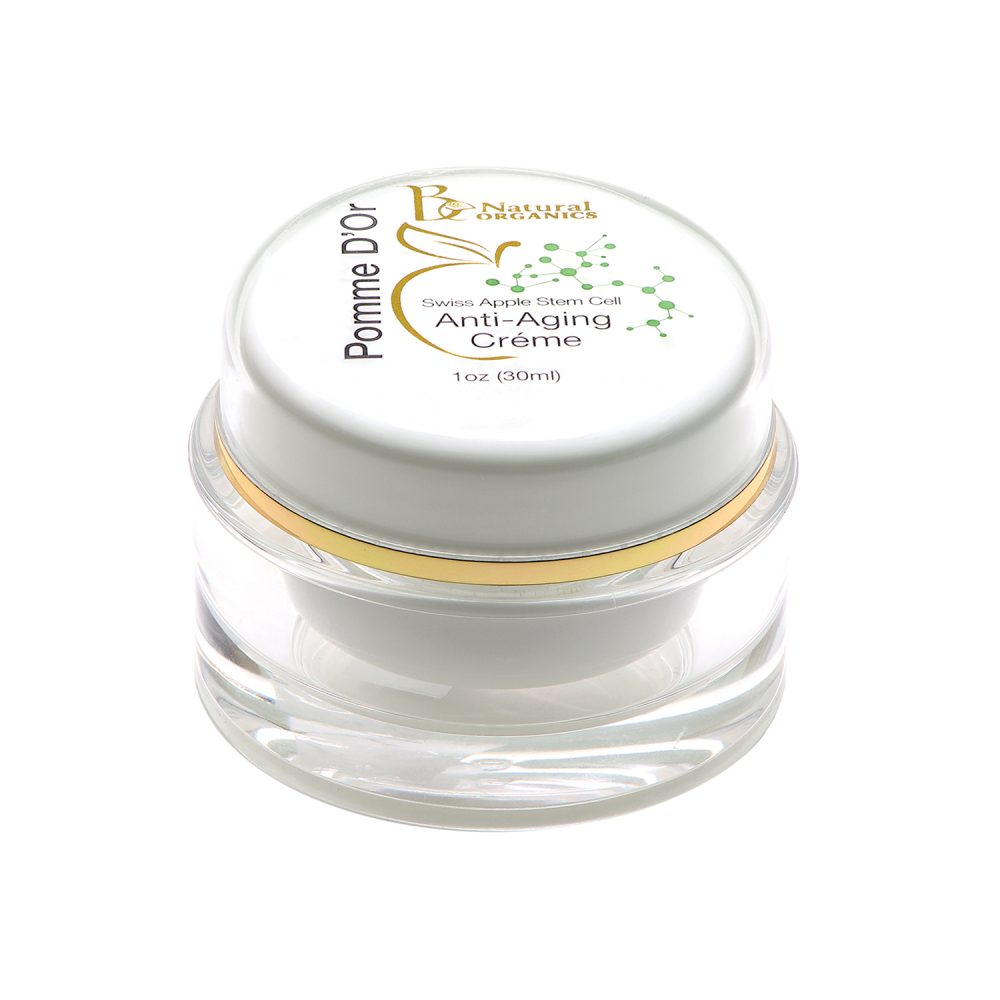 Pomme D'Or Swiss Apple Stem Cell Anti-Aging Creme - 1 oz