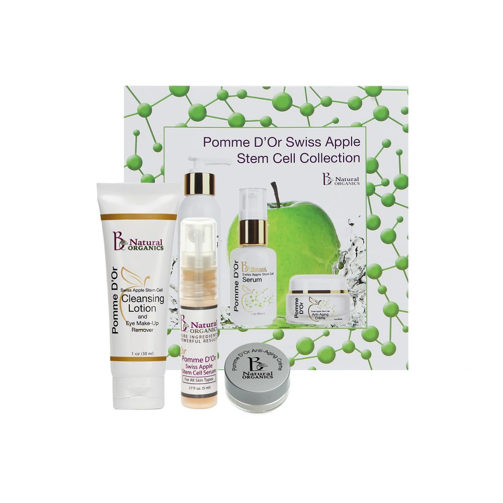 Pomme D'Or Stem Cell Trial Collection