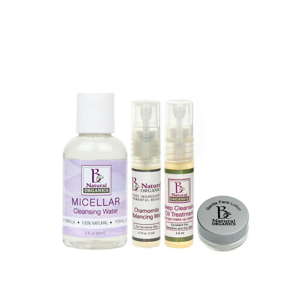 Sensitive Skin 4-Piece Trial Collection