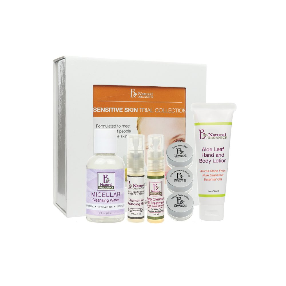 Sensitive Skin 7-Piece Trial Gift Collection