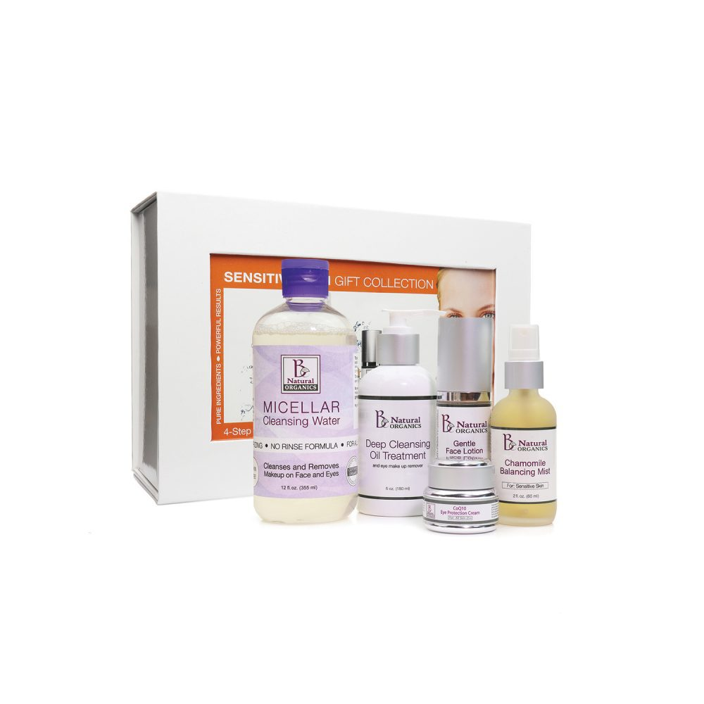 Sensitive Skin Retail Gift Collection