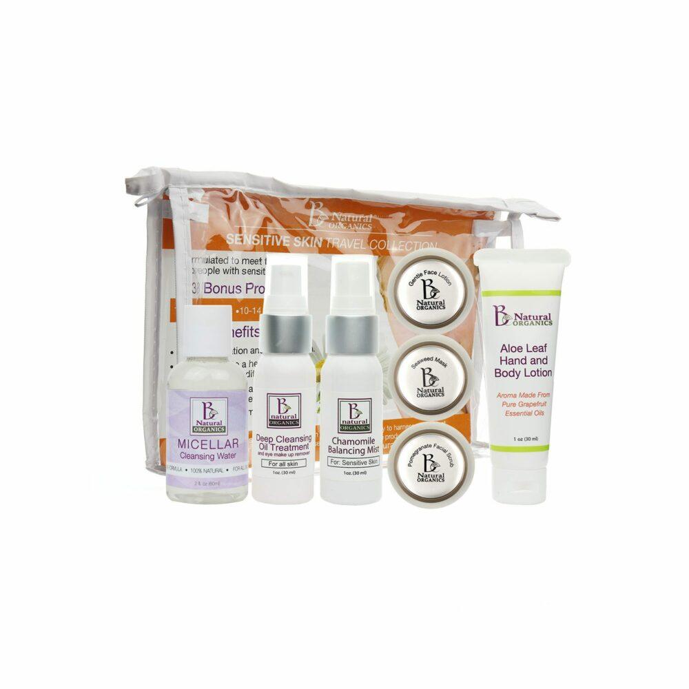 Sensitive Skin Travel Collection