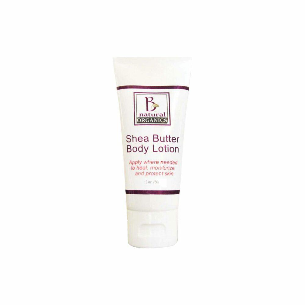 Shea Butter Body Lotion - 2 oz