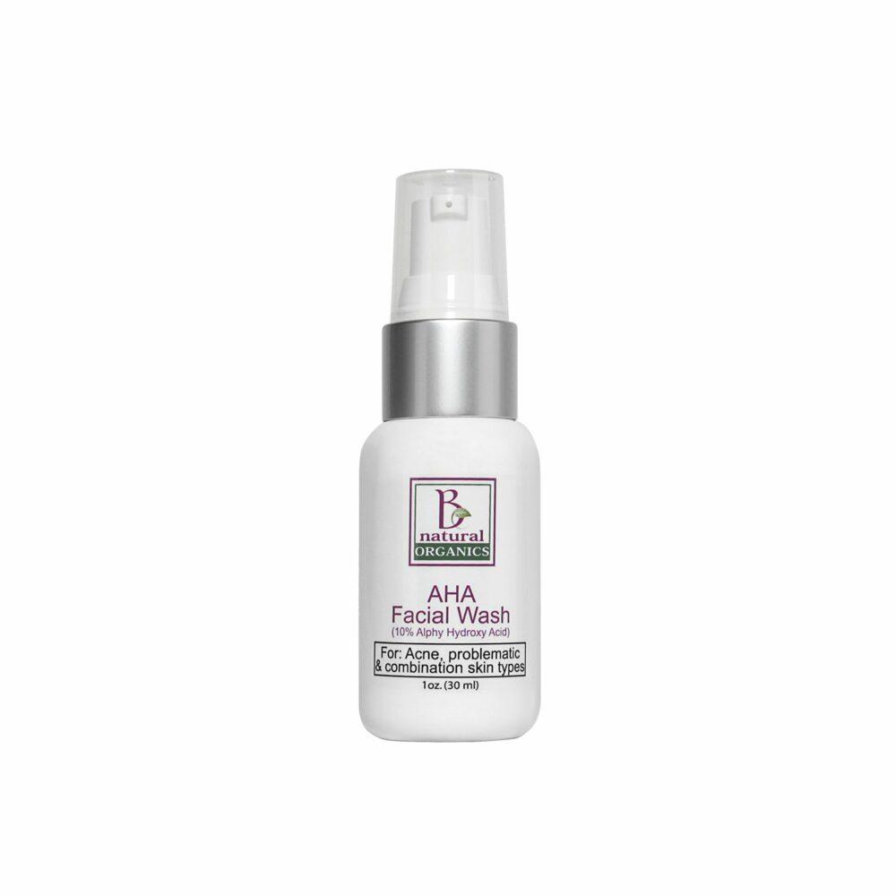AHA Facial Wash Sample - 1 oz